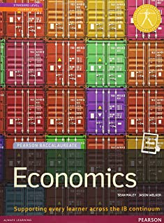 Pearson Baccalaureate: Economics new bundle (not pack): Industrial Ecology