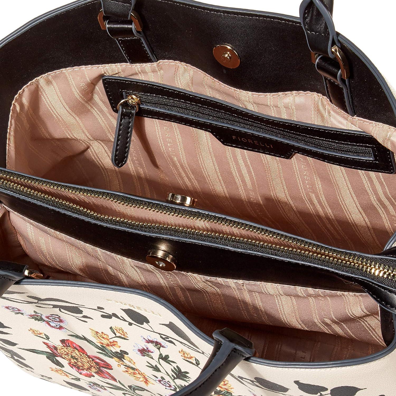 Fiorelli Womens Triple Compartment Satchel