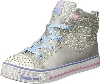 Skechers Kids' Twinkle Lite-Wonder Wingz Sneaker