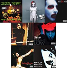 marilyn manson mechanical animals album
