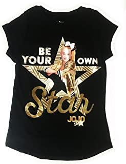 jojo siwa black and gold