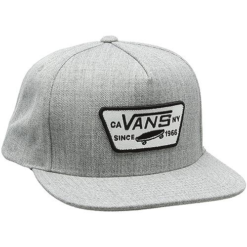 f58587bd43 Vans Men s Full Patch Snapback Baseball Cap