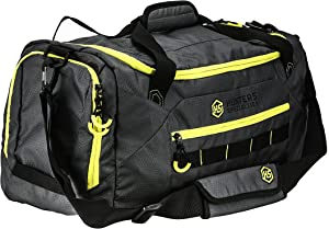 Hunters Specialties Scent-A-Way 100020 Scent-Safe 45 Liter Duffel Bag, Black