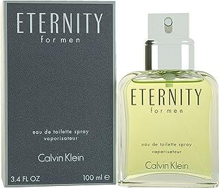 CALVIN KLEIN ETERNITY MEN agua de tocador vaporizador 100 ml