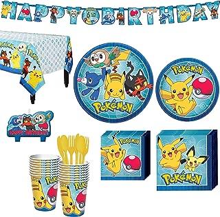 Best party city pikachu Reviews