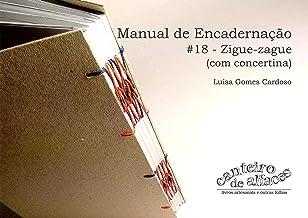 Manual de Encadernação: #18 - Zigue-zague (com concertina)