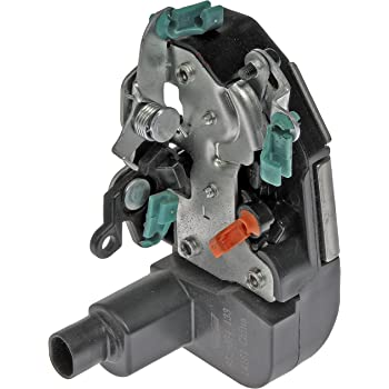 Amazon Com Dorman 931 664 Front Driver Side Door Lock Actuator Motor For Select Jeep Models Automotive