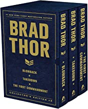 Brad Thor Collectors' Edition #2: Blowback, Takedown, and The First Commandment (The Scot Harvath Series)