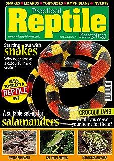 Practical Reptile Keeping - April 2015 (English Edition)