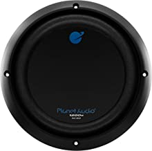 Planet Audio AC8D 8 Inch Car Subwoofer – 1200 Watts Maximum Power, Dual 4 Ohm Voice..
