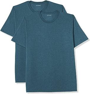 Men's Big and Tall 2-Pack Short-Sleeve Crewneck T-Shirt