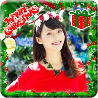 christmas frame photo editor