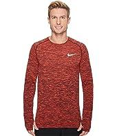 Nike Dri-FIT Long Sleeve Knit Running Top