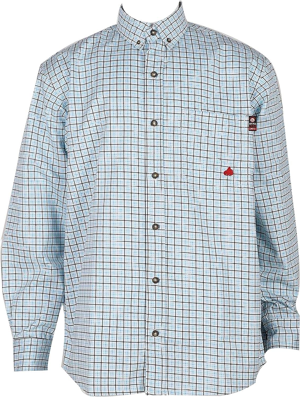 Men's FR Plaid Shirts