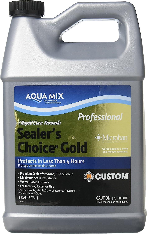 Aqua Mix Sealer's Choice Gallon - OFFer NEW Gold