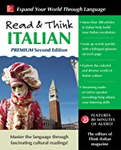 Read & Think Italian, Premium Second Edition (Italian Edition)