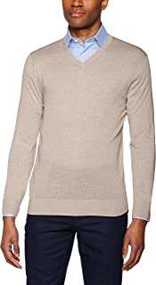 Hackett London Men's Fn Gg Merino V Sweatshirt