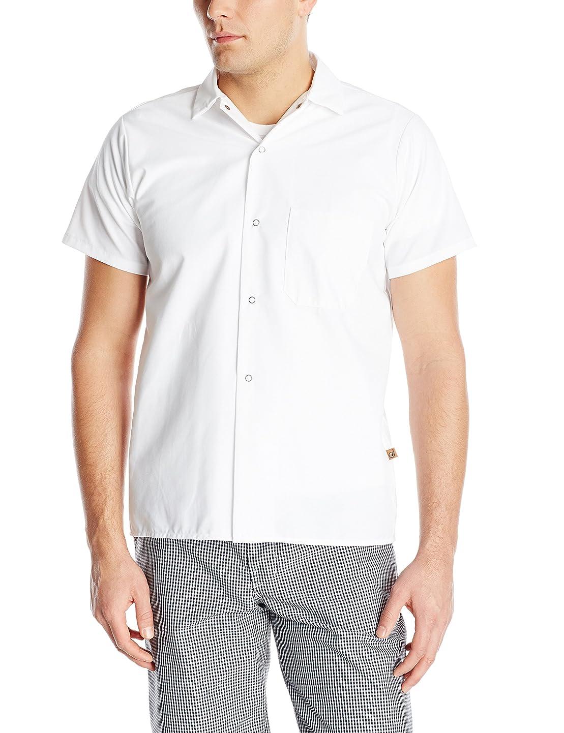 Chef Designs Men's RK Cook Shirt ebfvsuddebs3