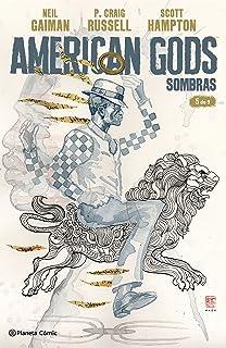 American Gods Sombras nº 05/09 (Biblioteca Neil Gaiman)