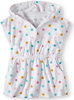 Little Girls Toddler Hooded Swimsuit Cover Up