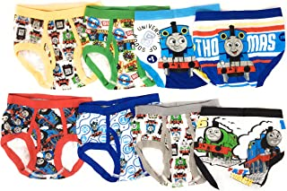 Thomas The Train Toddler Boys Briefs Value 8-Pack Underwear Percy