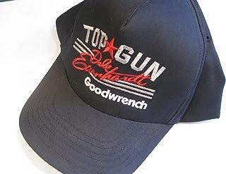 کلکسیونرهای کلاسیک بزرگ بزرگسال بزرگ پرنعمت Dale Earnhardt Sr Top تفنگ کلاه سیاه و سفید با لهجه های قرمز و نقره ای کلاه کلاه کلاه قابل تنظیم پلاستیکی Snapback بند ورزشی تصویر