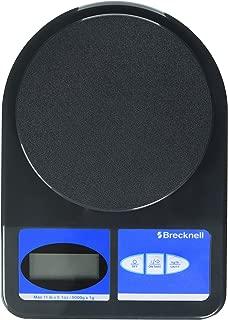 Salter Brecknell 311 Digital Postal Scale - 11 lb / 5 kg Maximum Weight Capacity - ABS Plastic - Gray