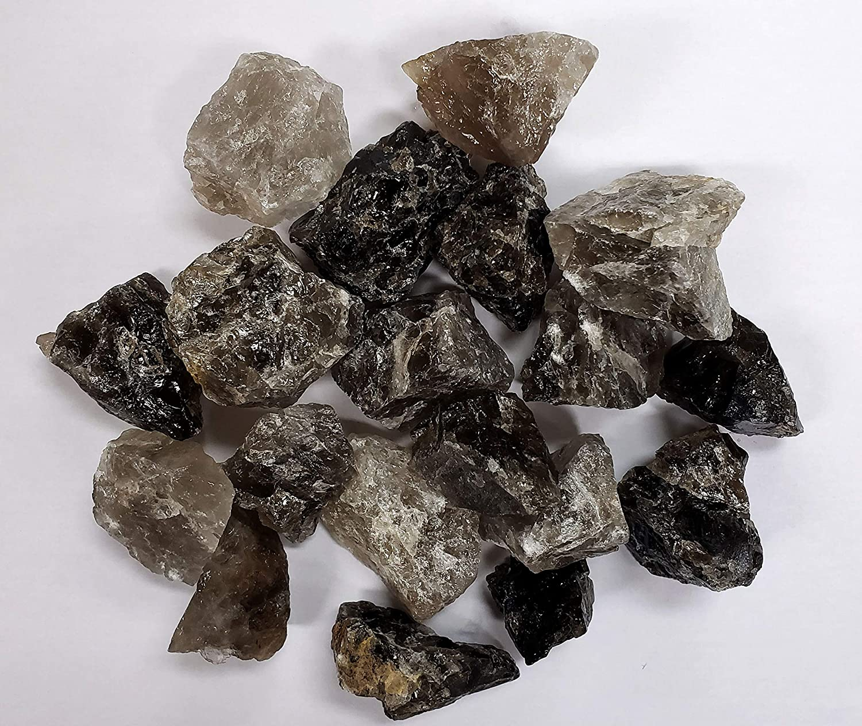 Max 45% OFF MINERALUNIVERSE 1 2 LB Smoky Quartz Bulk New item - Qu Stones Rough