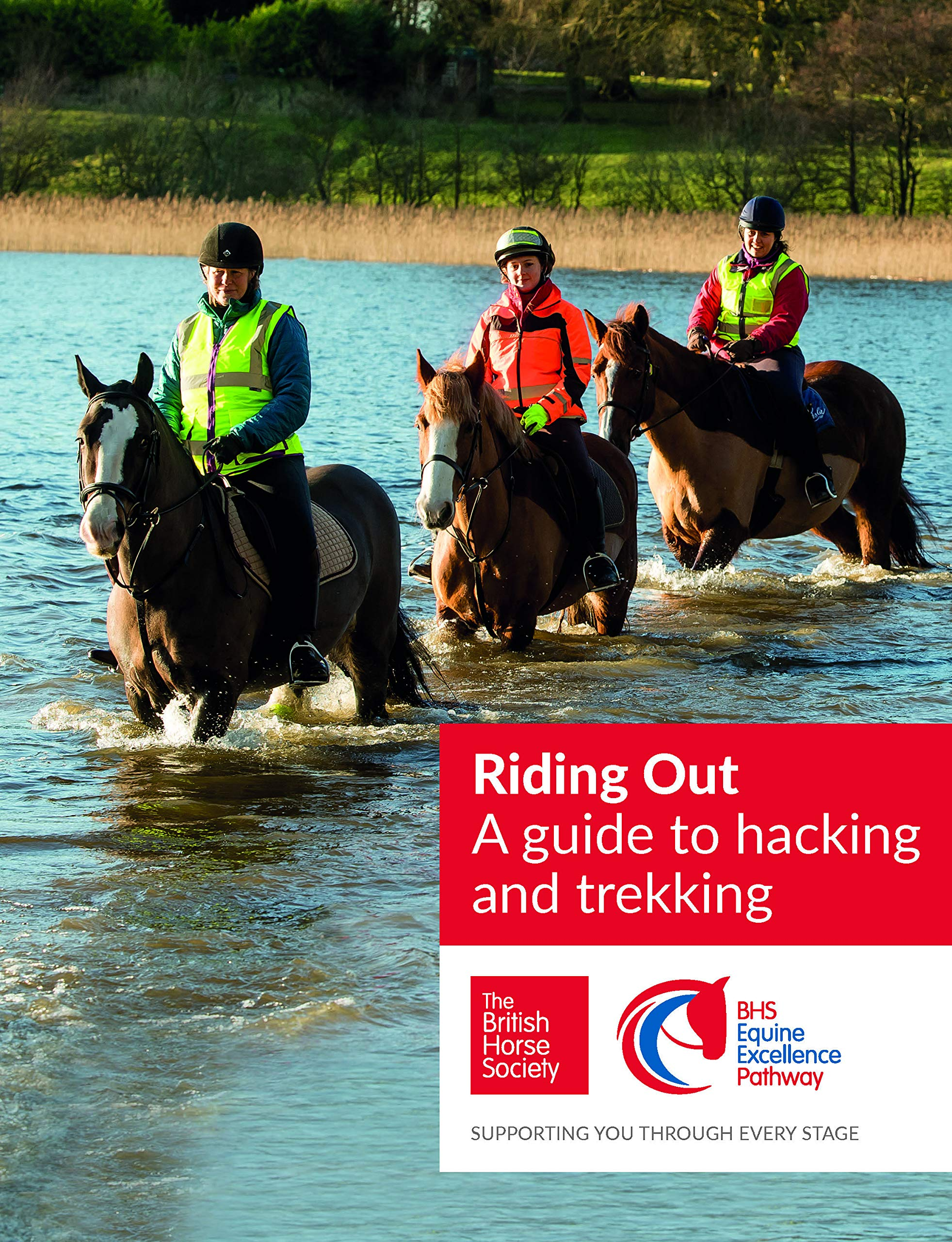 BHS Riding Out: A Guide To Hacking And Trekking (English Edition)