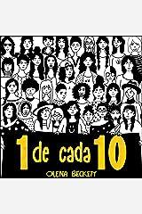 1 DE CADA 10: Novela Gráfica Muda sobre Endometriosis (Spanish Edition) Kindle Edition