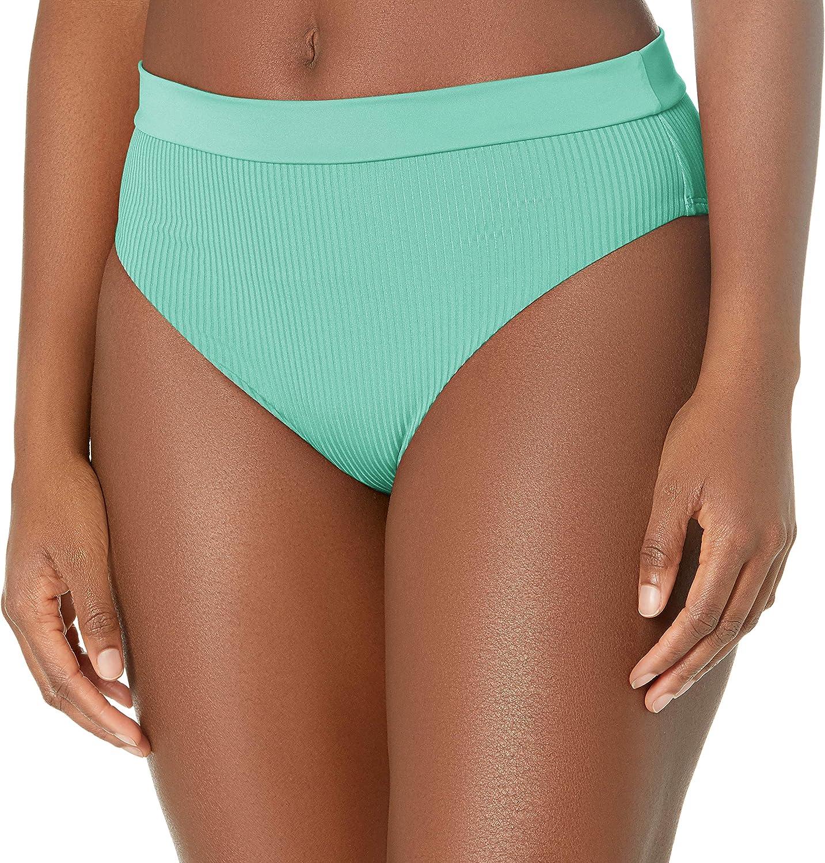 Body Glove Women's Standard Marlee High Waist Bikini Bottom Swimsuit