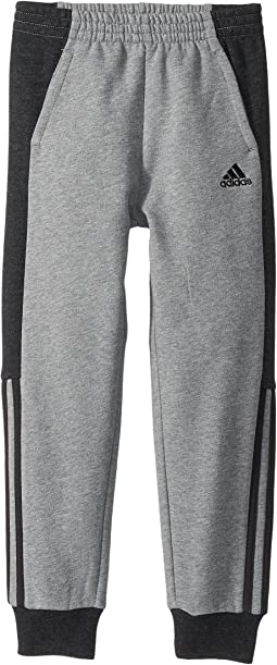 adidas Kids - Athletics Jogger Pants (Toddler/Little Kids)