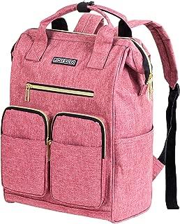 Laptop Backpack for Women, Lightweight Mens Womens Travel Backpack for School
