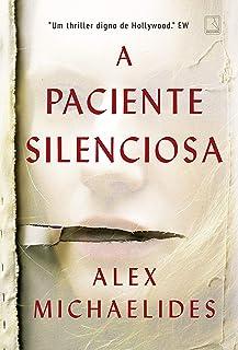 Capa do livro A paciente silenciosa