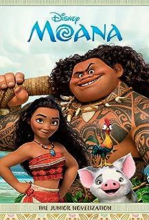 Moana: The Junior Novelization