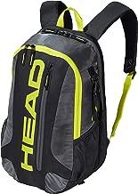 HEAD Racquetball & Pickleball-Rucksack – Schlägertasche mit Mehreren Fächern und verstellbaren Schultergurten