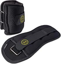 TNT Pro Series Ankle Weights for Women, Men, and Kids - Choice of 2lb, 4lb, and 6lb Adjustable Ankles Weight Set - Wrist and Leg Weights Best for Exercise, Fitness, Walking, Jogging, Workout