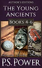 Author's Edition: The Young Ancients Books 4-6 (3 Book Box Set)