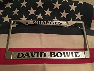 bowie plate