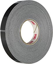 3M Scotchcal Reflective Striping Tape, Black, .5-Inch by 50-Foot