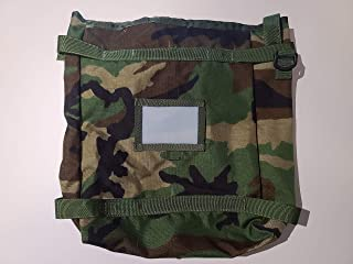 US Army Sustainment Molle pouch Wcp woodland camouflage Tasche bag
