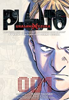 Pluto: Urasawa x Tezuka, Vol. 1 (1)