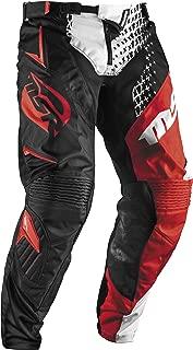 MSR 361414 NXT Pants, Distinct Name: Black/Red/White, Gender: Mens/Unisex, Primary Color: Red, Size: 34