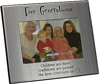Ganz Five Generations Frame