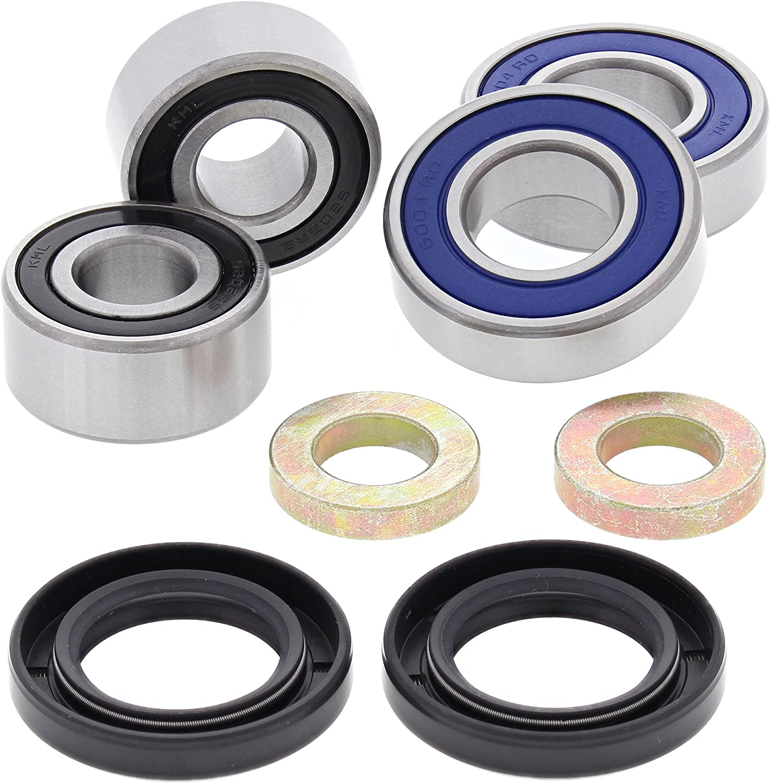 All Balls Racing Wheel Bearing W Elegant Compatible 25-1639 upgrade Kit overseas
