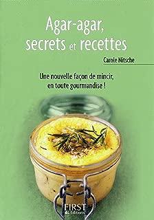 Petit livre de - Agar-agar, secrets et recettes (LE PETIT LIVRE) (French Edition)