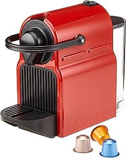 comprar comparacion Nespresso Inissia Krups XN100510, Cafetera de Cápsulas, Rojo