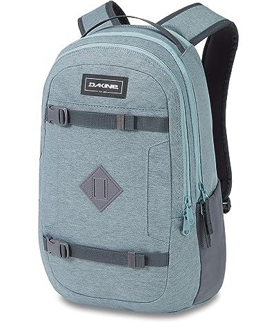 Dakine URBN Mission 18L Backpack (Lead Blue) Backpack Bags