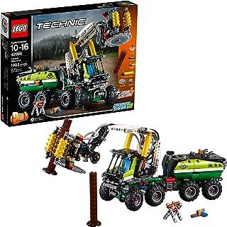 LEGO Technic Forest Machine 42080 Building Kit (1003 Pieces)