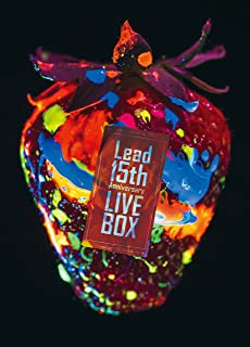 Lead 15th Anniversary LIVE BOX (特典なし) [Blu-ray]
